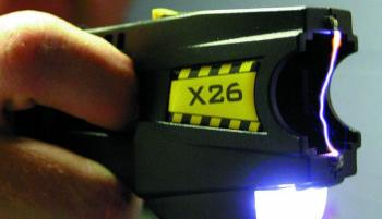 A Taser X26. (Wikimedia Commons)