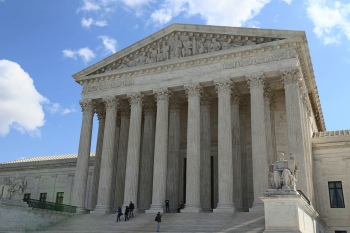 "The Supreme Court of the United States. (Nuno Cardoso/<a href=""https://www.flickr.com/photos/nunocardoso/19158832521/"" target=""_blank"">flikr</a>)"