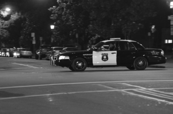 A Berkeley Police Department cruiser. (Daniel Arauz/flikr)