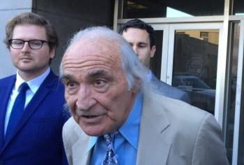 Tony Serra, Raymond Chow's lead defense attorney, argues that his client turned down every attempt by an undercover FBI agent to ensnare him in criminal activity. In the high-profile criminal trial that began Nov. 9, prosecutors argue that Chow was a criminal mastermind behind hundreds of crimes, including two murders. (Alex Emslie/KQED)